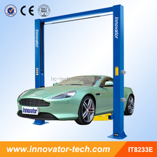 Hot sale multiple voltage lifter for car with CE certificate IT8233E 3200kg capacity to repair cars MOQ 1set