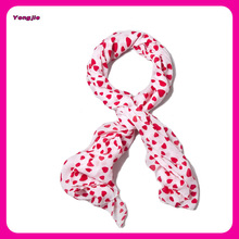 White Love is in the Air Scarf
