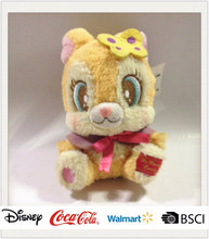 Disney Audited Factory Chip And Dale Plush Toy