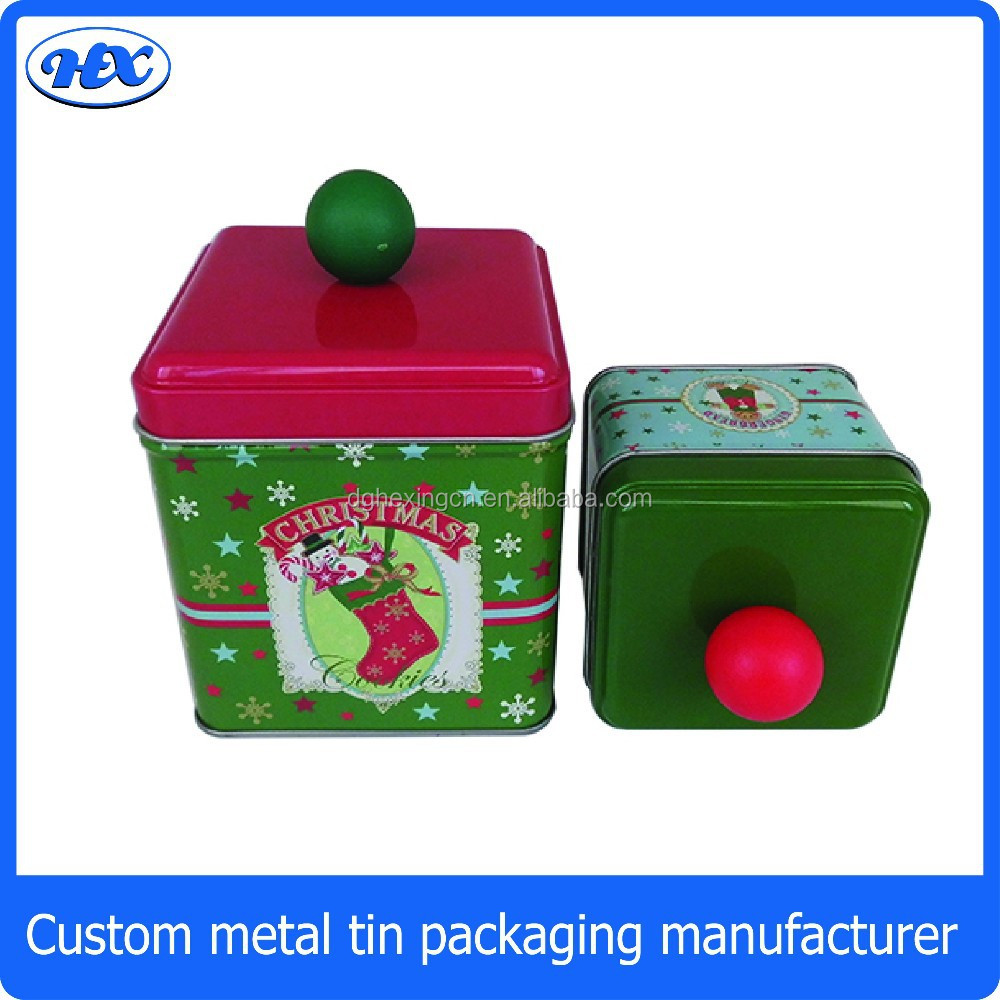 Trade assurance custom decorative christmas gift boxes