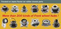 auto spare parts Front Wheel hub Bearing Small Wheel Bearing