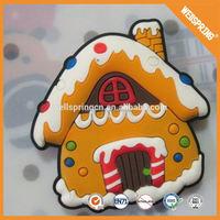 30-0013 Wall decoration souvenir pvc fridge magnet
