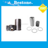 european truck liner set with piston spare parts