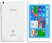 Chuwi Hi8 Dual Boot Tablet PC Intel Z3736F Quad Core 2GB 32GB 8 inch 1920x1200 Bluetooth 4.0 Win 8.1 Android 4.4