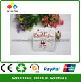nova 2013 3d cartões de natal atacado na china