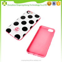 New Mobile Accessories Products New Dot Case for iPhone 6S Tpu Pc Case
