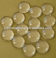 Hotest 12mm round flat glass cabochon dome beads!Best price!!