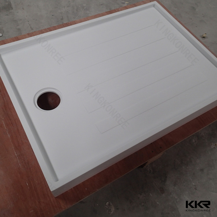 Acrylic Stone Solid Surface Bathroom Shower Tray,Shower Plate - Buy ...