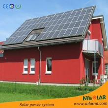 3000W off grid generating complete home project solar power system