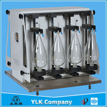 Double-decked Laboratory Vertical Shaking Machine / Oil Water Dispenser Liquid Liquid Extraction Equipment