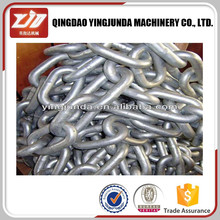 Factory PriceGalvanized G80 Heavy Duty Link Chains,Stainless Steel 316 Lifting Chain
