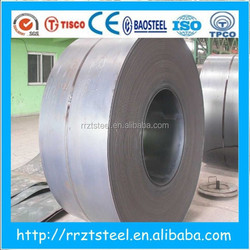 Hot rolled steel coils company / astm standard steel coils for sale