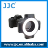 JJC Camera LED Ring Flash Light for Camera Lens