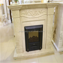 Cheap Hot sale decorative fireplace mantles