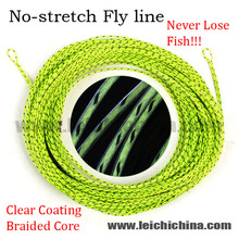 New 100ft NO Stetch weight forward floating fly fishing line