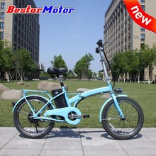 CE Approved High Performance Folding Electric Bike