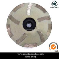 Diamond Welded FlatSurface Grinding Wheel