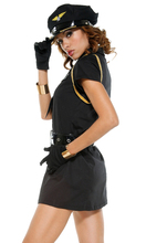 AWC-189 YIWU caddy Adult drop ship carnival instyles china manufacture quanzhou walson hot sale policewoman costume