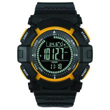 Multifunctional Corporates digital compass altimeter barometer thermometer air pressure trend fishing barometer watch