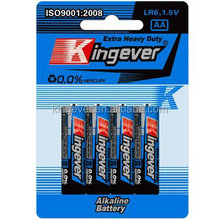 LR6 / AA Industrial alkaline battery