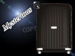 Aluminum sash luggage /FuRong luggage set /Button style luggage /Hot sale travel luggage