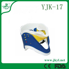 YJK-17 inflatable neck traction brace for hot sale