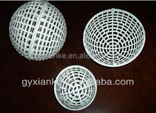Refined Strong Suspended Ball Padding Filter Media for Wastewater Treatment as Bio Filter Media to Remove Rest Mud