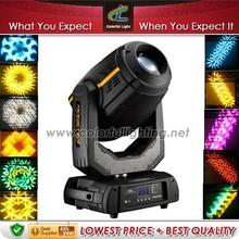 Sharp moving head light 10r 280w beam spot wash