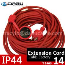 Low Voltage High Flex PORTABLE HALOGEN FLOODLIGHT Cable