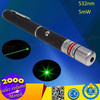 Cheap Mid-open Green Laser Pointer 5mW 532nm