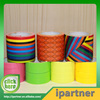 Ipartner high quality hot-melt base cloth tape/duct tape with strong adhesion