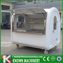 2015 New condition Mobile Catering Food Van / mobile snack car