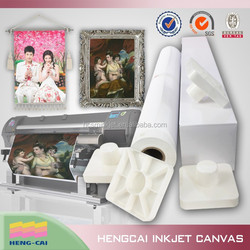 Water proof Cotton and Poly Digital Printing Canvas For Photo Output