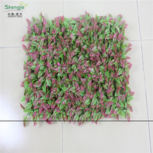 2015 new artificial grass carpet, fake boxwood topiary grass mat