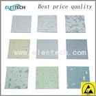 Azulejo de pavimento PVC antiestática ESD