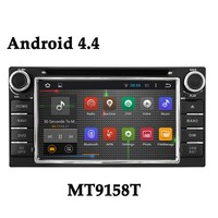 Android Car DVD Full HD 1080P Android 4.4 O.S Car DVD Player for Toyota Universal