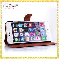For iPhone 6 luxury phone case, wallet phone case for iPhone 6, 5.5 inch mobile phone case, Shenzhen phone case