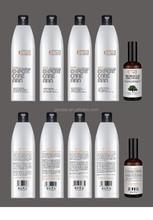 Permanent ionic Restore hair relaxer hair straightening cream