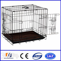 2015 Outdoor Cheap dog cage /commercial dog cage (factory)