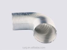 6 inch 3 meters Flexible Aluminum corrugated Tube