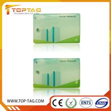 Lf 125Khz Tk4100 Epoxy Key Fob Smart Epoxy Tag Smart Crystal Card For Access Control