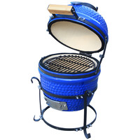 Outdoor Smoker BBQ Charcoal Grill