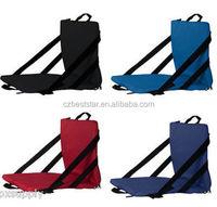 folding stadium seat bleacher cushions portable sports chair