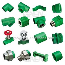 Promotion hysoung material ppr fittings plumbing material