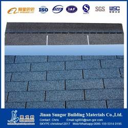 Building Materials Hot Sale High-Quality 3-Tab Asphalt Shingles Roofing Tile