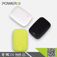 2015 universal portable qi wireless charger power bank for Samsung,china supplier mobile phone charger