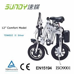 12inch small Magnesium Alloy light weight dirt bike with lovely design