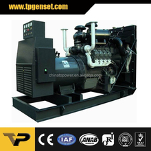 different engine for choose open diesel power generator for sale