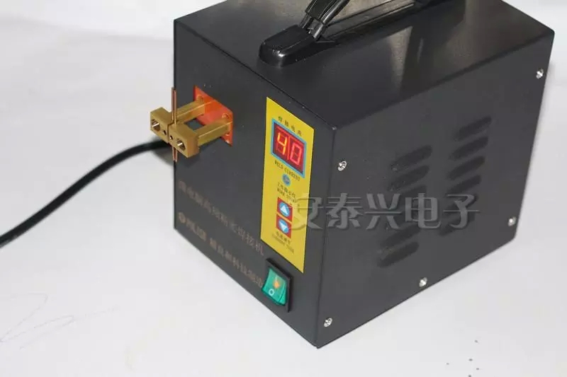 Rechargeable Batteries Welder Battery Point Welder Welding