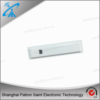 supermarket retail store security void hologram anti-fake security tag sticker